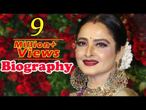 Rekha - Biography Travel Video