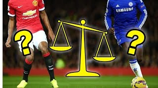 The Heaviest And Lightest Footballers In The Premier League
