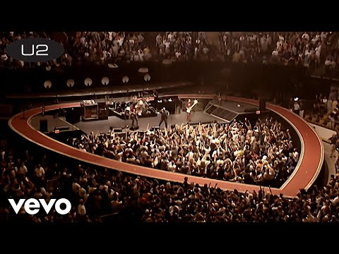 U2 - Elevation (Live From The FleetCenter, Boston, MA, USA / 2001)