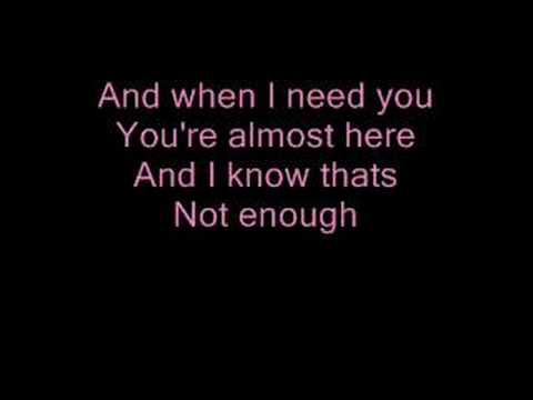 Karaoke/Instrumental - Delta Goodrem - Almost Here