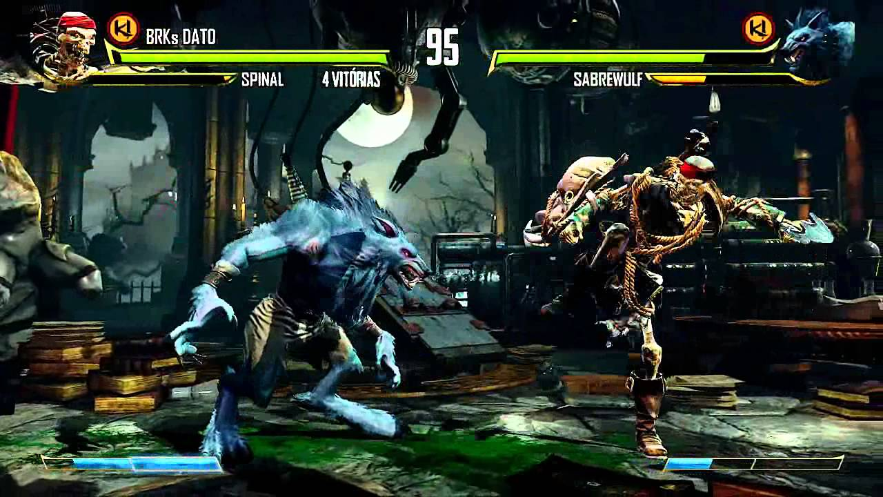 Killer Instinct Xbox One Gameplay Youtube