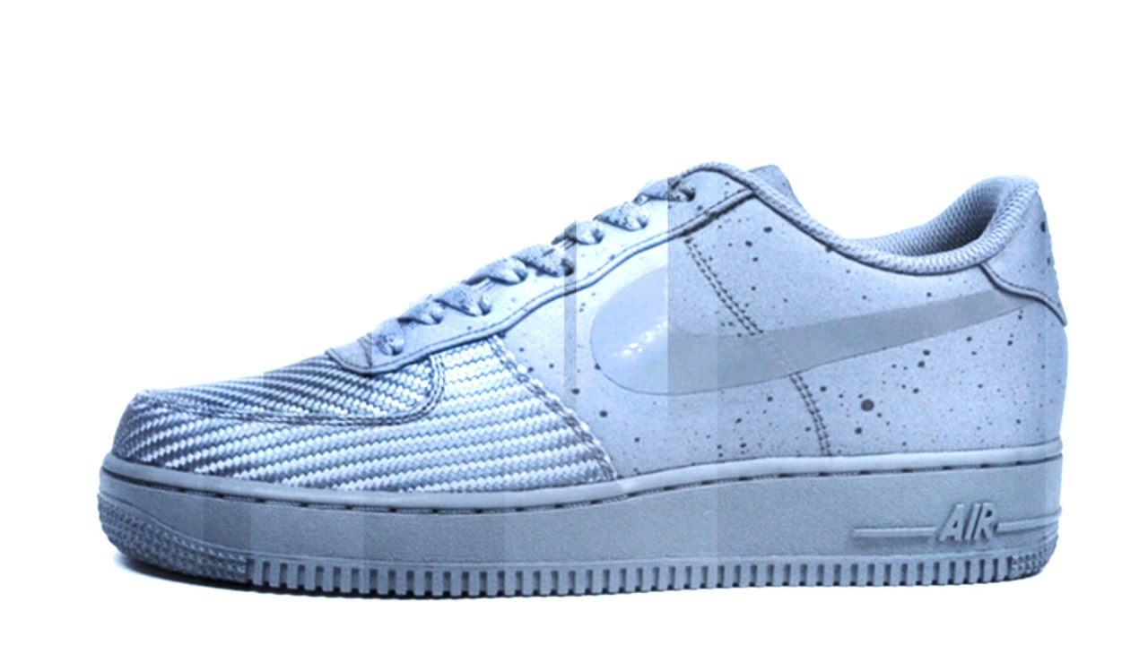 the best attitude 87492 4a1c7 Nike Air Force 1 Low SP Cool Grey Cool Grey-Midnight Fog