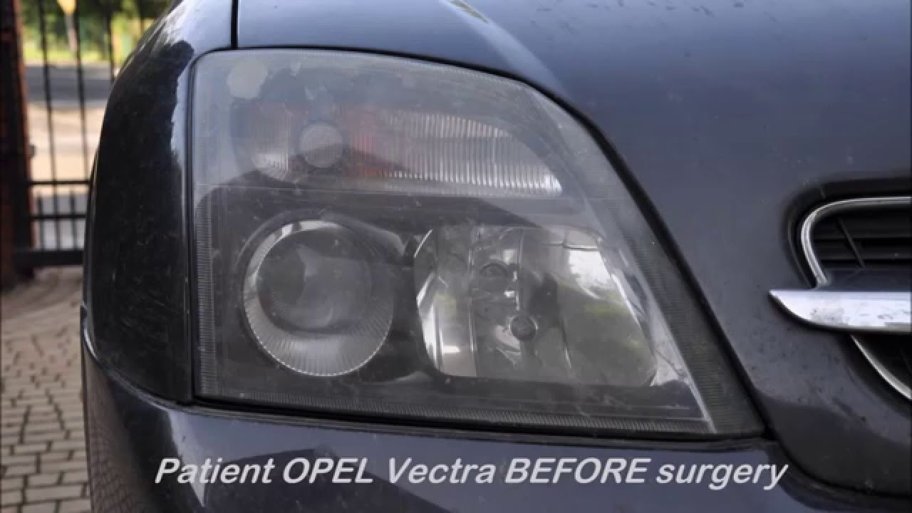 Vauxhall Vectra Headlights | British Automotive