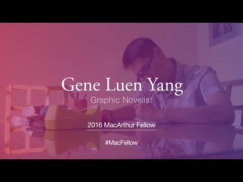 Graphic Novelist Gene Luen Yang | 2016 MacArthur Fellow