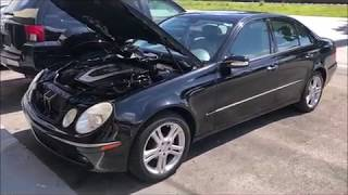 Mercedes E350 Dashboard Electronics Going Haywire: Possible Solution At Hand