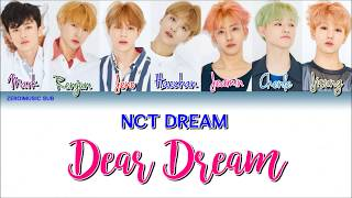 Suscribancen, me gusta y comenten disfrútenlo!!! 😊 no copyright infringement intended nct dream (엔시티 드림) - dear 가사 (sub español + roma han lyrics...