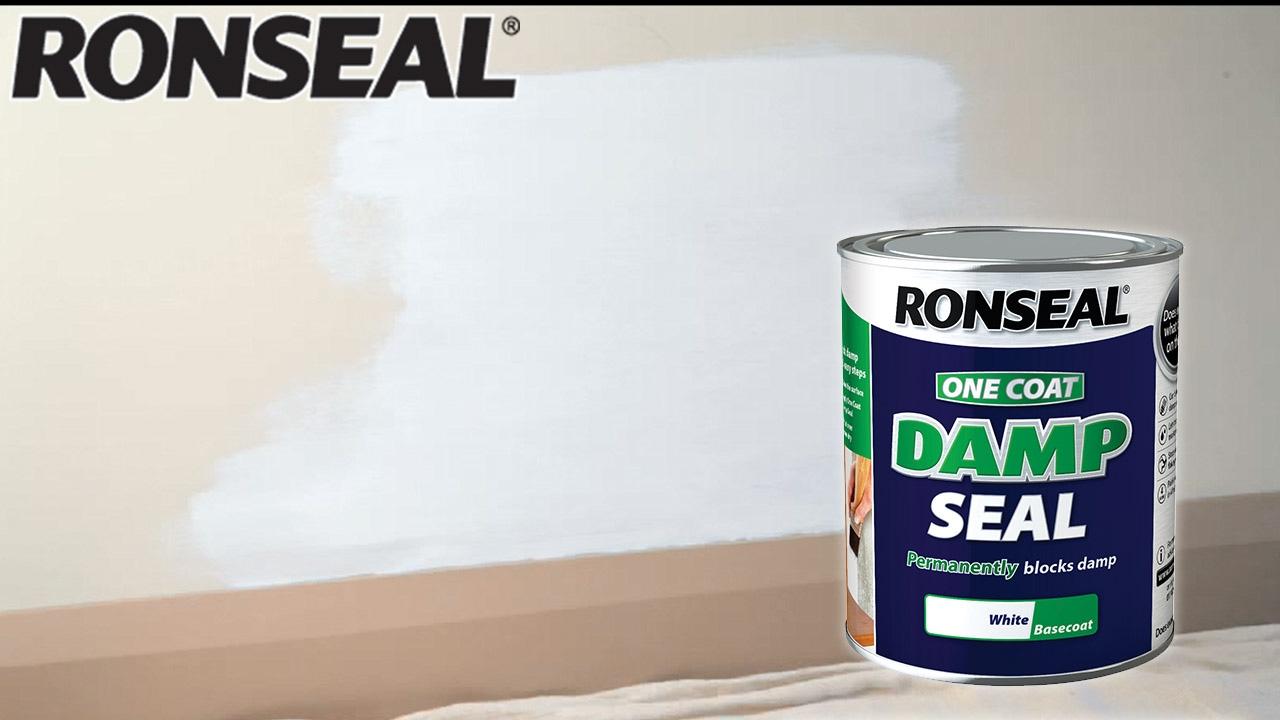 ronseal one coat damp seal paint youtube. Black Bedroom Furniture Sets. Home Design Ideas