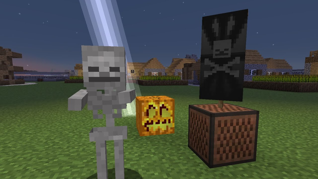 скачать песню spooky scary skeletons