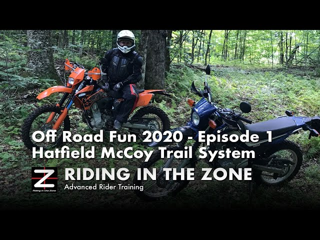 Dirt Riding Fun - Episode 1- Hatfield McCoy,  Indian Ridge, WV