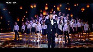 X-Factor4 Armenia-3th Gala Show-Abraham Khublaryan-Qristine Pepelyan-Mayrik 05.03.2017