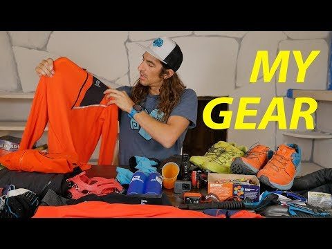 WHAT I PACK FOR AN ULTRA MARATHON