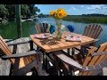 Recycled Patio Furniture