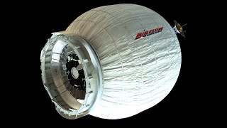 NASA Is Sending A Giant Inflatable Habitat To The ISS