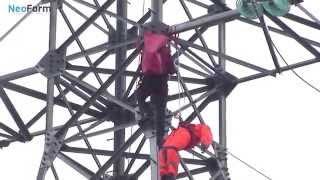 видео охрана труда на высоте