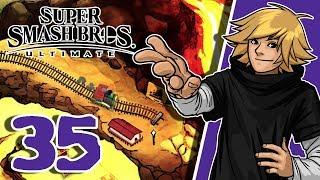 Let's Play Live Super Smash Bros. Ultimate [German][Blind][#35] - Bitte einsteigen!