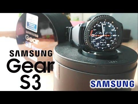 Samsung Gear S3 使用1個月后最新評測