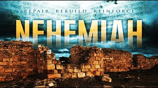 An overview of the book of Nehemiah