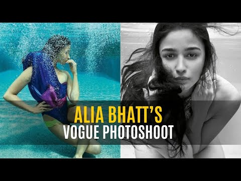 Alia Bhatt will Take Your Breath Away with These Incredible Underwater Poses | SpotboyE Mp3