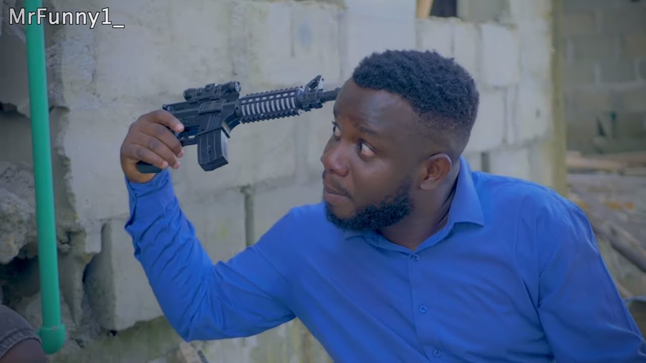 Mr Funny – Sabinus The Street Is Not For You