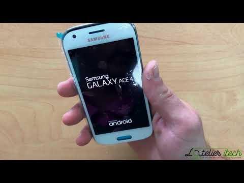 TUTO : Remplacement écran SAMSUNG GALAXY ACE 4 (G357FZ)