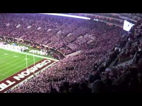 Dixieland Delight-Alabama vs LSU 2013