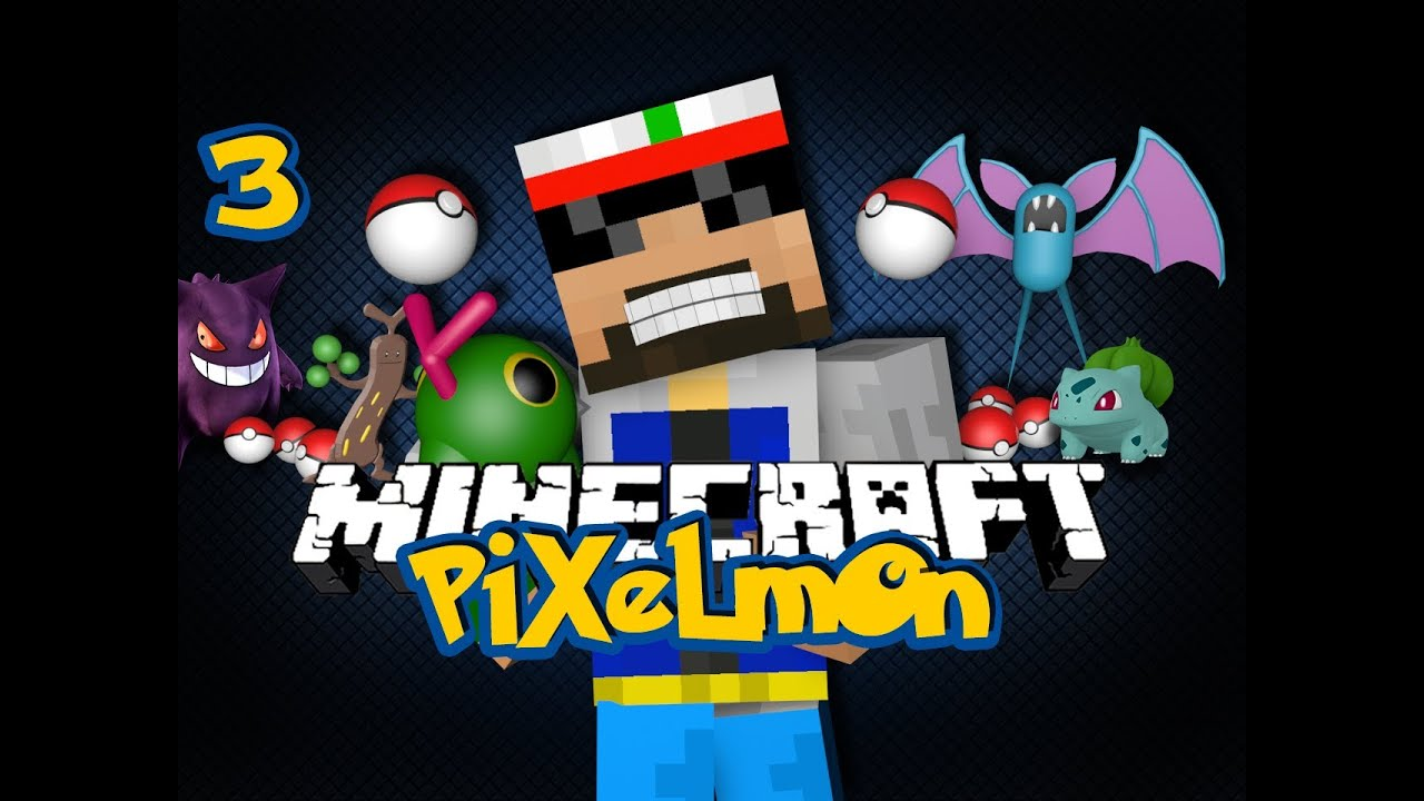 Minecraft Pixelmon  Ekans And Magikarp Suck Pokemon In Minecraft
