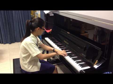 Mozart's Piano Sonata in D Major, K. 284,