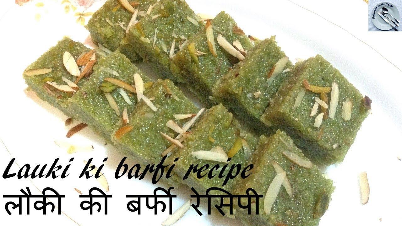 Image result for lauki ki barfi image