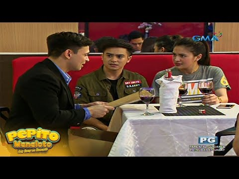 Pepito Manaloto: First job interview blues