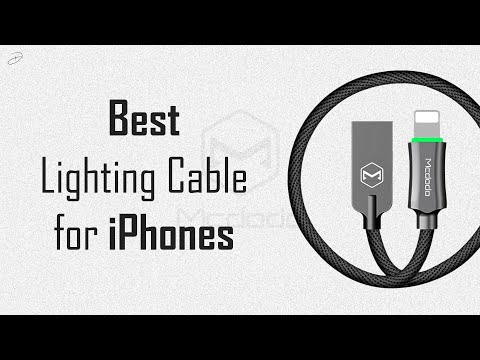 The Best Lighting Cable For iPhone X From Mcdodo  Unboxing
