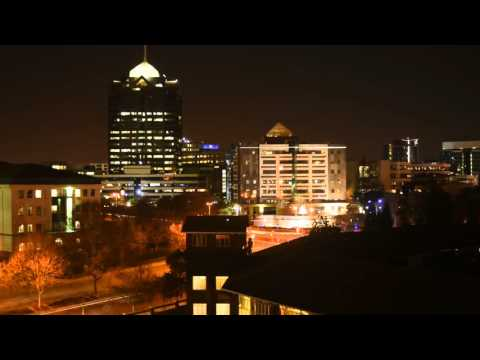 Time Lapse in Sandton Johannesburg, South Africa