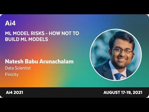 ML Model Risks - How Not to Build ML Models