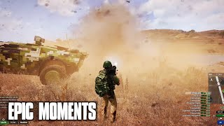 Gambar cover EPIC MOMENTS EP 26 - Arma 3 King of the Hill v13