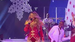 """Mariah Carey """"All I want for Christmas is you""""  @ Beacon Theater, NYC 2017"""