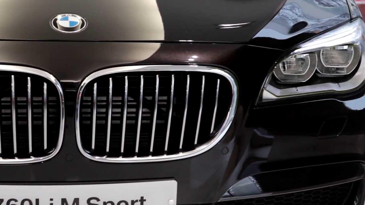 Brand New 2014 BMW 760Li M Sport