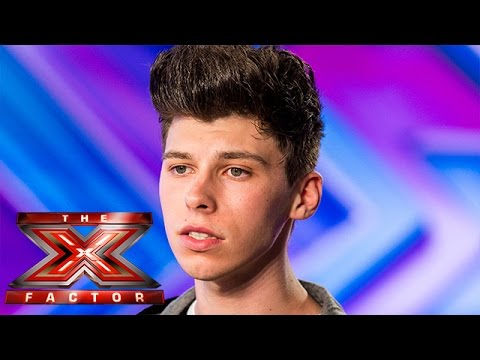 James Graham sings You Give Me Something  Room Auditions Wk 2 The X Factor UK 2014