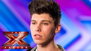 James Graham sings You Give Me Something | Room Auditions Wk 2 |The X Factor UK 2014