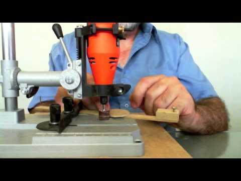 Tutorial soporte universal minitaladro para fabricar - Soporte para dremel ...