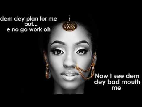 Di'Ja - Amen Lyrics video