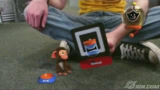 EyePet: Your Virtual Pet PlayStation 3 Clip - Feeding