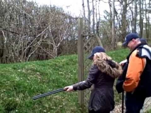 Peters & May Clay Pigeon Shoot,  PennSport, Curridge, Berks. 27.4.13