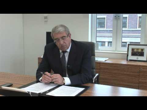 Carbon leaders: Roger Carr, Cadburys & Centrica