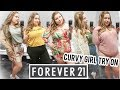 FOREVER 21 INSIDE THE DRESSING ROOM (FAIL) | Winter/Spring 2019 Plus Size Fashion