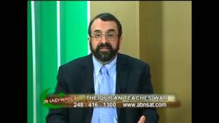 Quran Teach Warfare and Subjugation? - Robert Spencer VS Mubin Shaikh