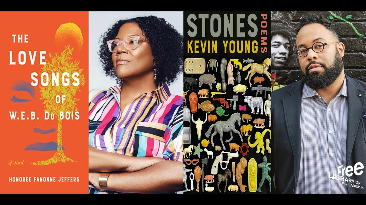 Download Honorée Fanonne Jeffers   The Love Songs of W.E.B. Du Bois with Kevin Young   Stones