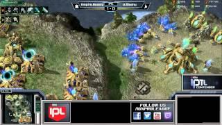 Empire vs Dignitas - Game 2 - IPTL Contender Group B - StarCraft 2