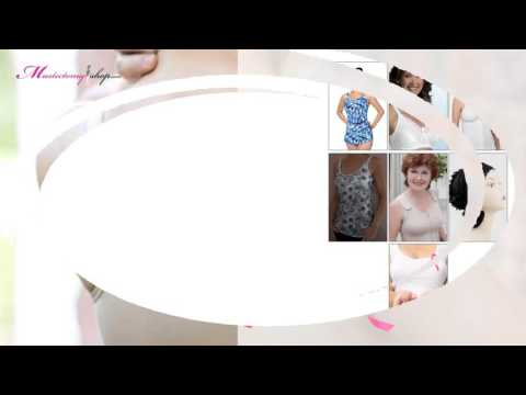 Post-Mastectomy Products: Bras, Breast Forms, Camisoles, lymphedema sleeves, compression hosiery