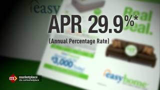 Easyhome: The high coṡts of rent-to-own (CBC Marketplace)