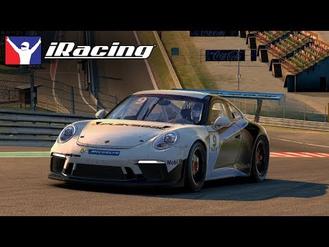 iRacing - Porsche 911 GT3 Cup - Spa-Francorchamps