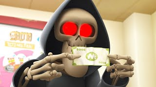 Spookiz | Vending Machine Money | 스푸키즈 | Funny Cartoon | Kids Cartoons | Videos for Kids